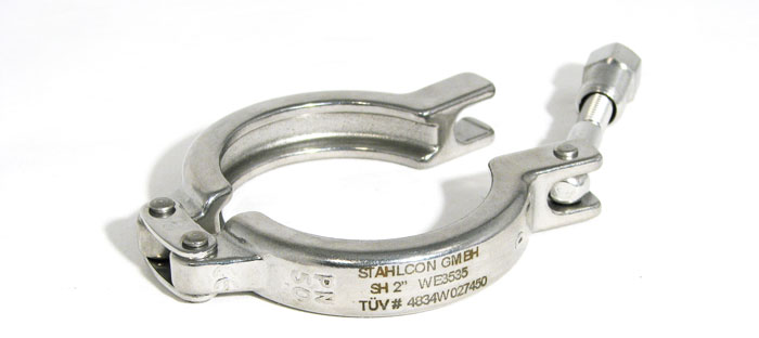 Clamps - AC-Clamp Type SH Safety with TUEV-Approval ...