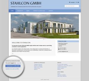 Stahlcon-Downloadcenter-en