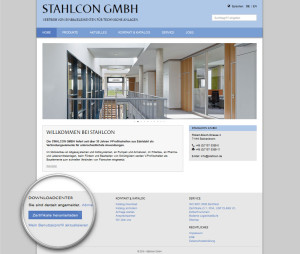 Stahlcon-Downloadcenter